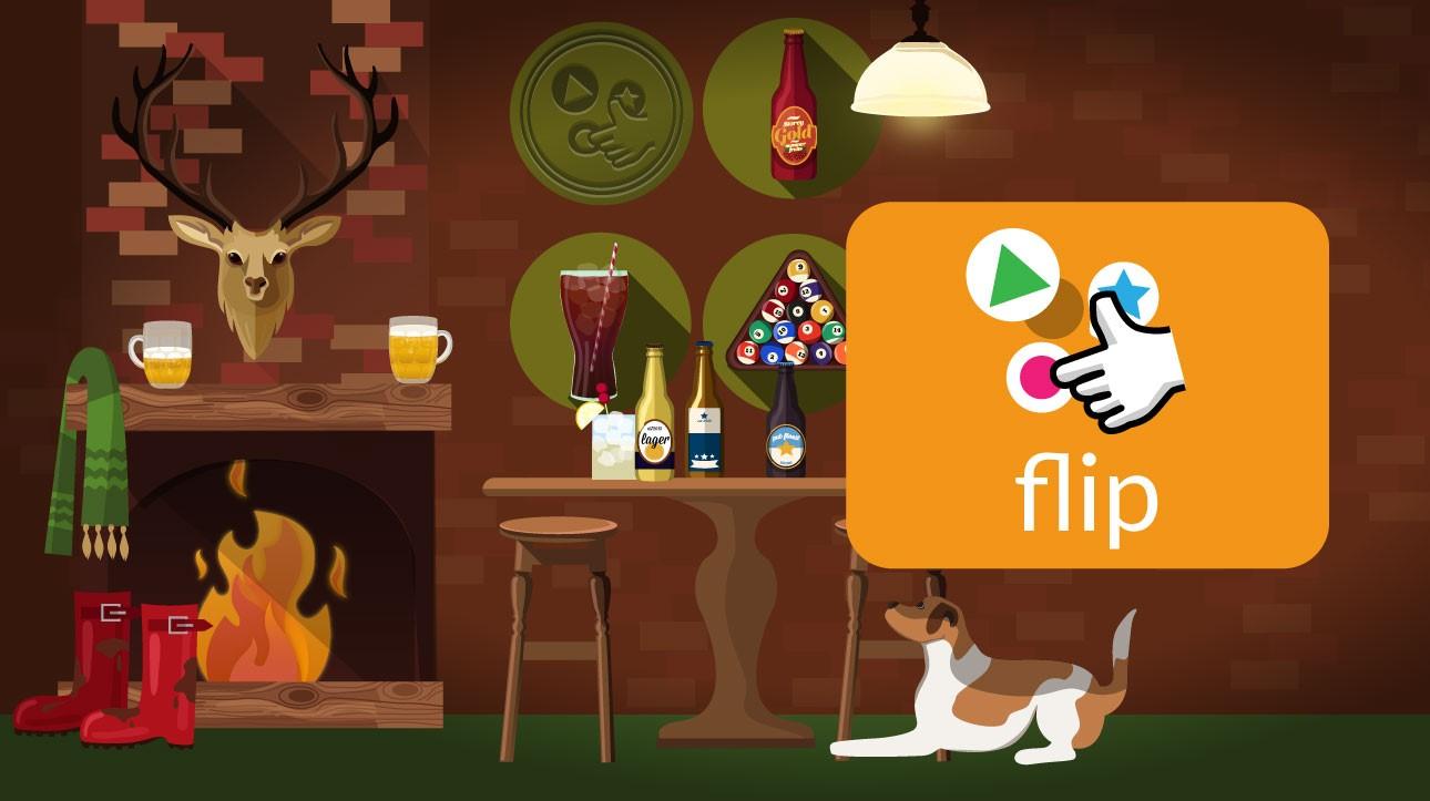 flip game launcher image