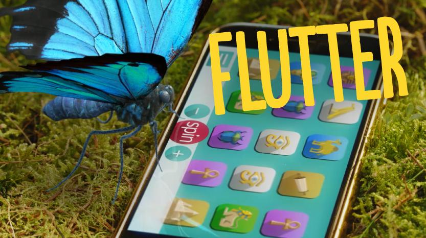 Tombola Bug Flutter