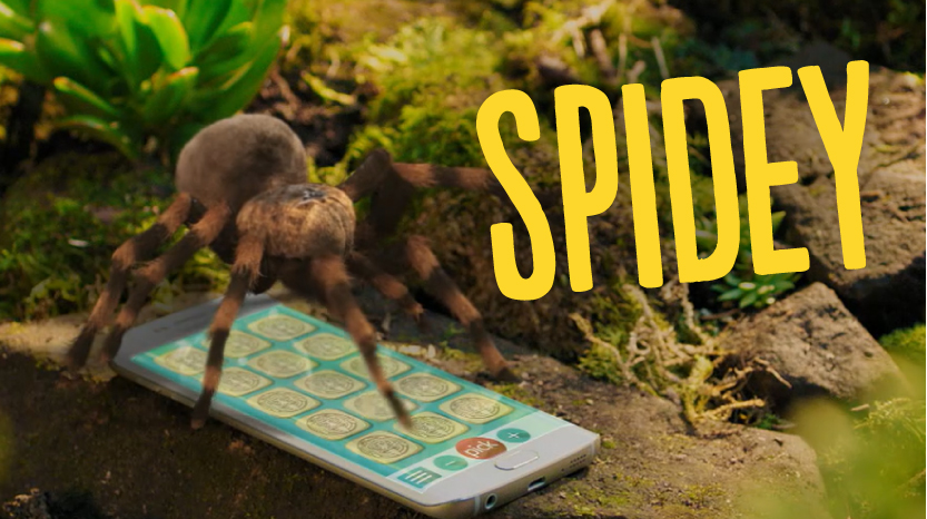 Tombola Bug Spidey