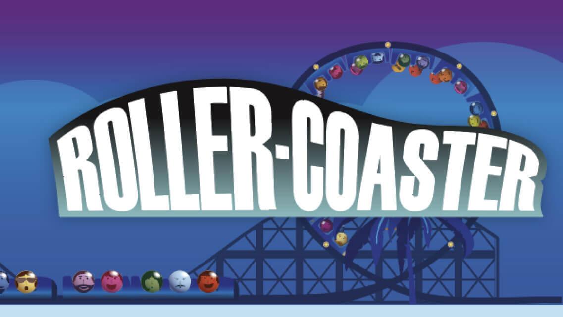 rollercoaster bingo game