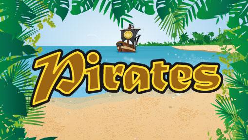 pirates bingo games