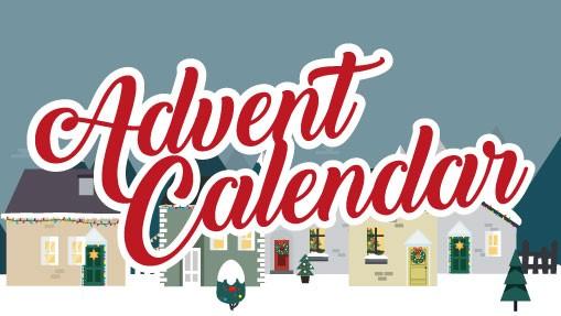 Advent calendar bingo games page
