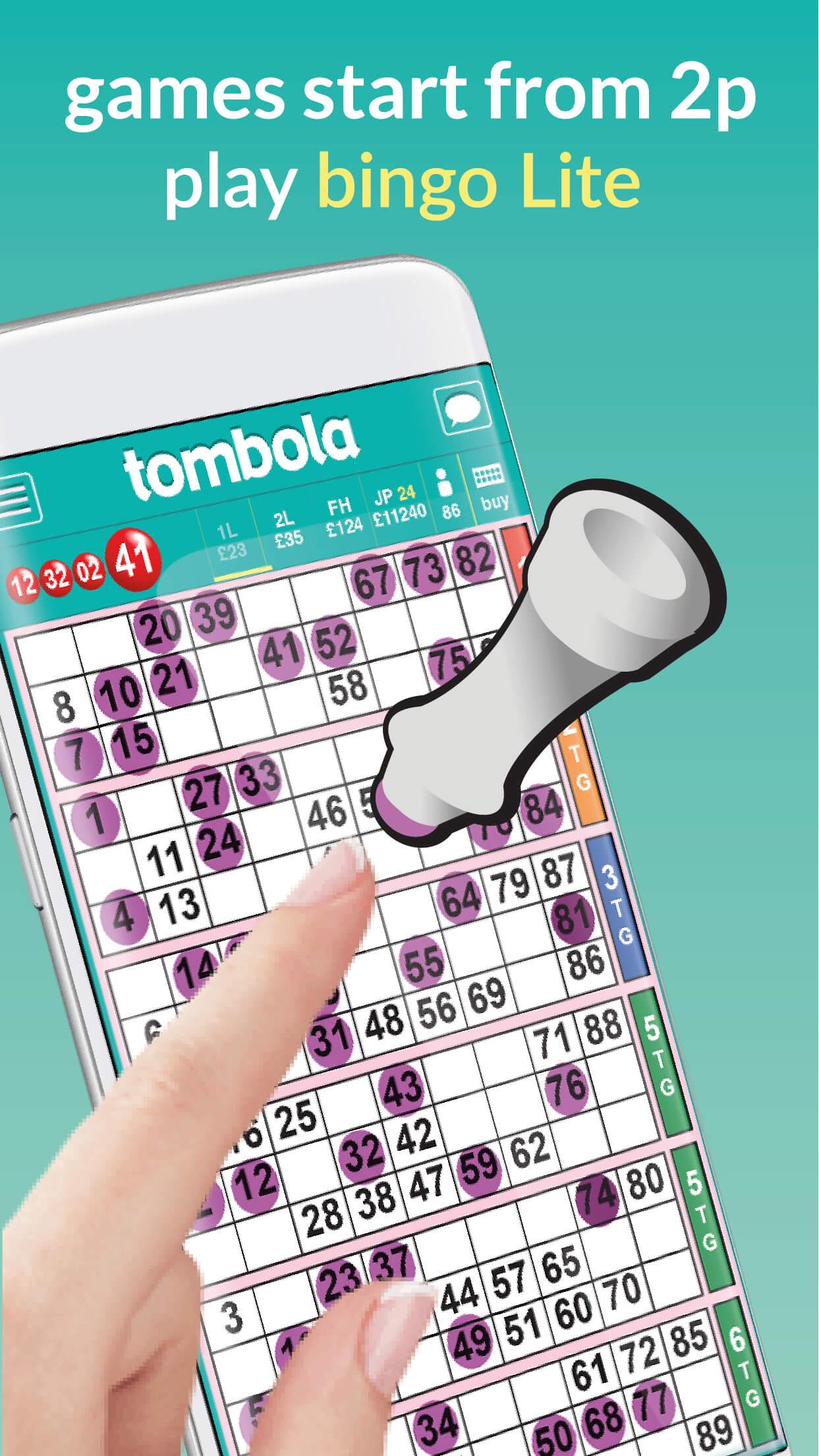 app bingo game
