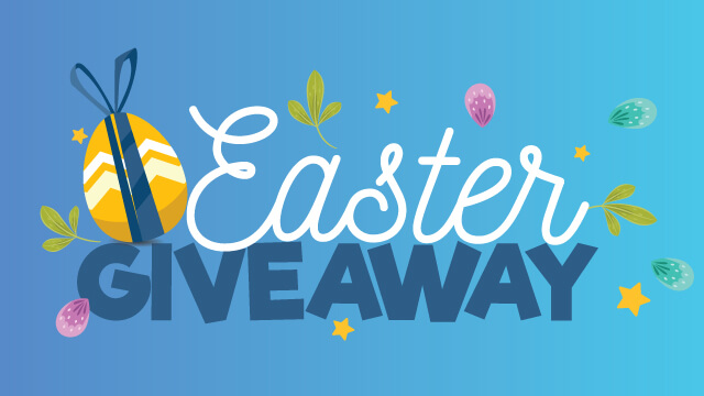 arcade Easter Giveaway