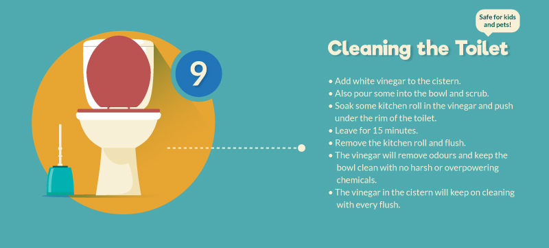9 cleaning tips