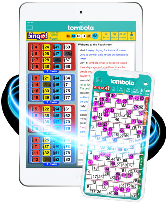 bingo app mobile and tablet