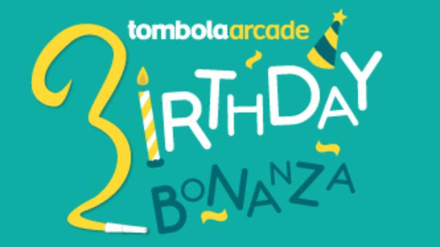 Arcade Promotion - 3rd Birthday Bonanza!