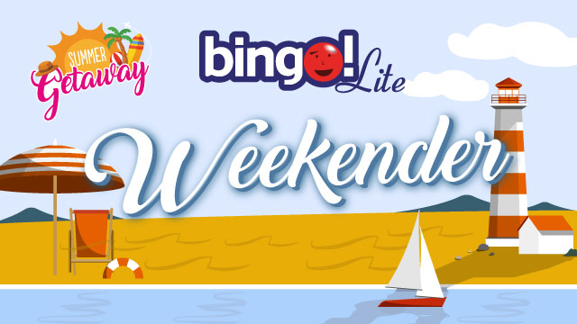 bingo lite weekender