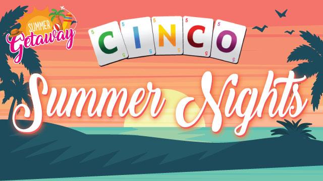 cinco summer sights