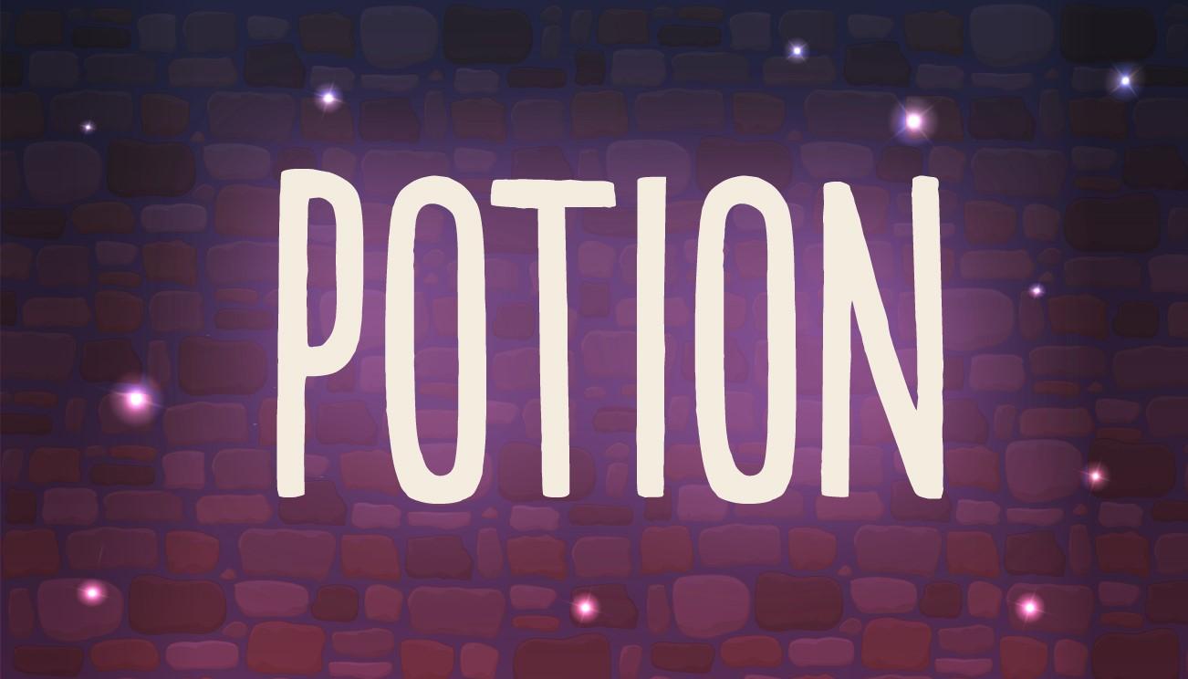 potion header