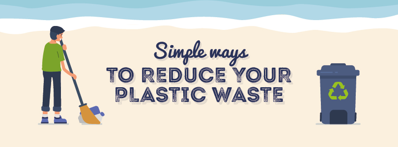 Simple ways to Reduce your Plastic Waste | ecogreenlove