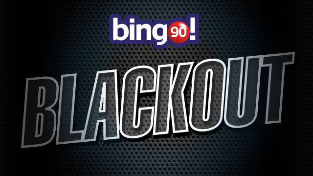 bingo90 Blackout!
