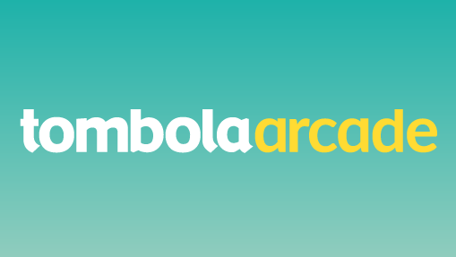 tombola arcade logo - bingo games page link