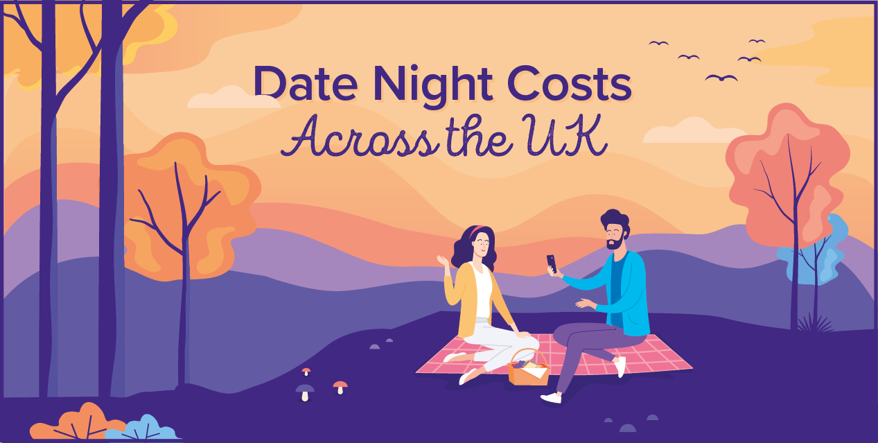 date night costs across the uk image 1