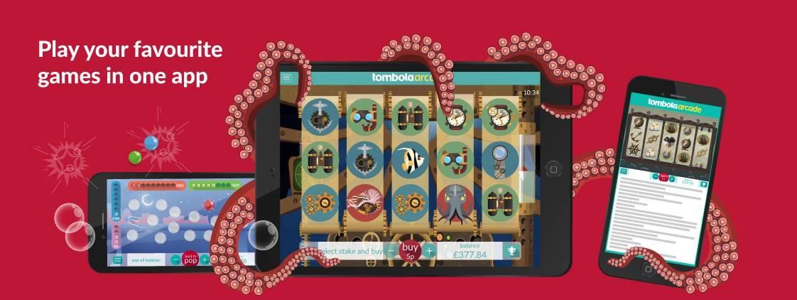 arcade app download page - main image