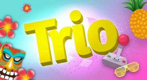 arcade games page trio image