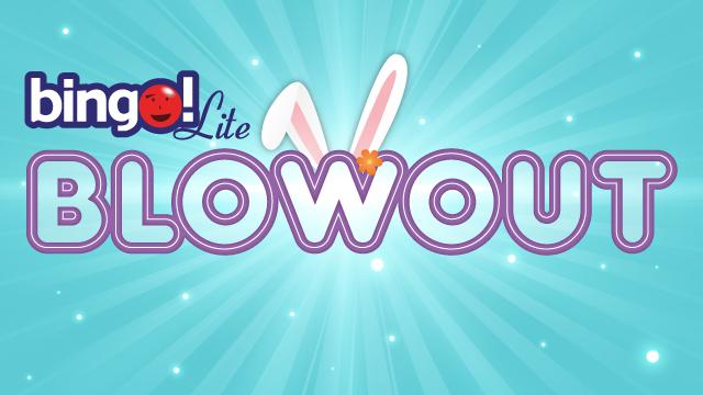 bingoLite Blowout