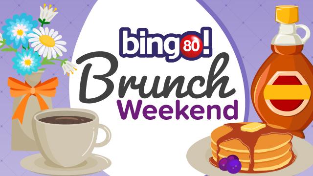 bingo80 Brunch Weekend
