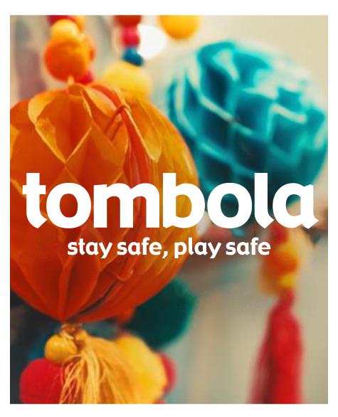 tombola safeplay image - community hub