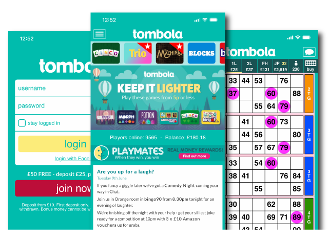 bingo app logo