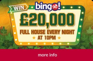 £20,000 at 10pm