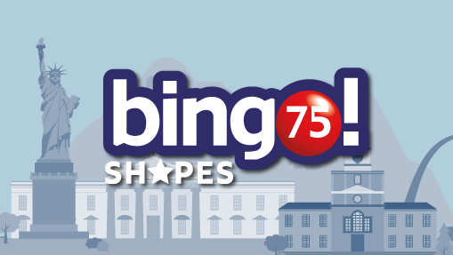 bingo75 shapes