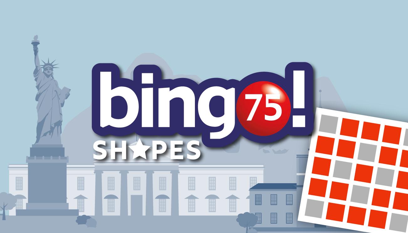 bingo75 shapes header