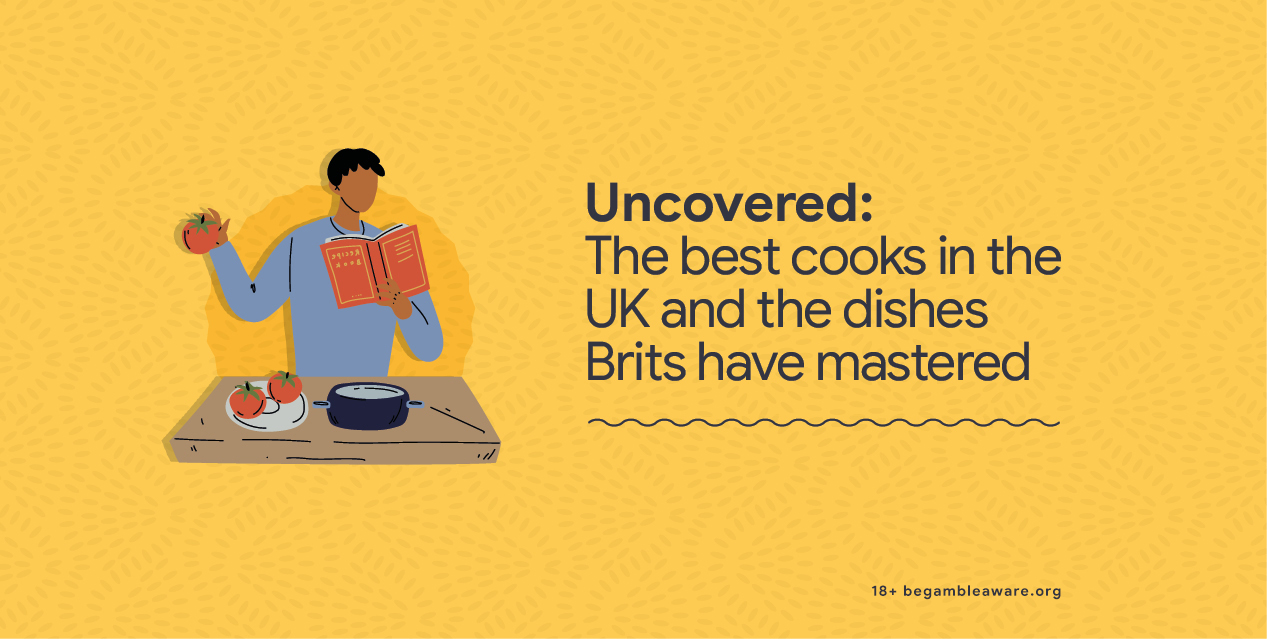best cooks in the UK