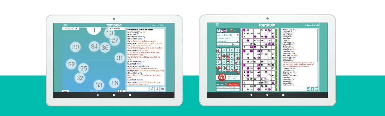 kindle tombola bingo app download