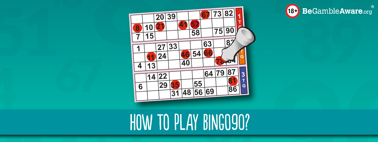 how to play bingo90