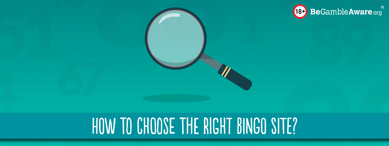how to choose the right bingo site header