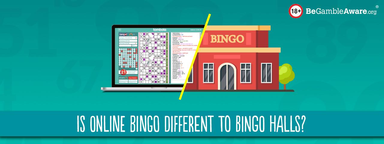 is online bingo different to bingo halls header