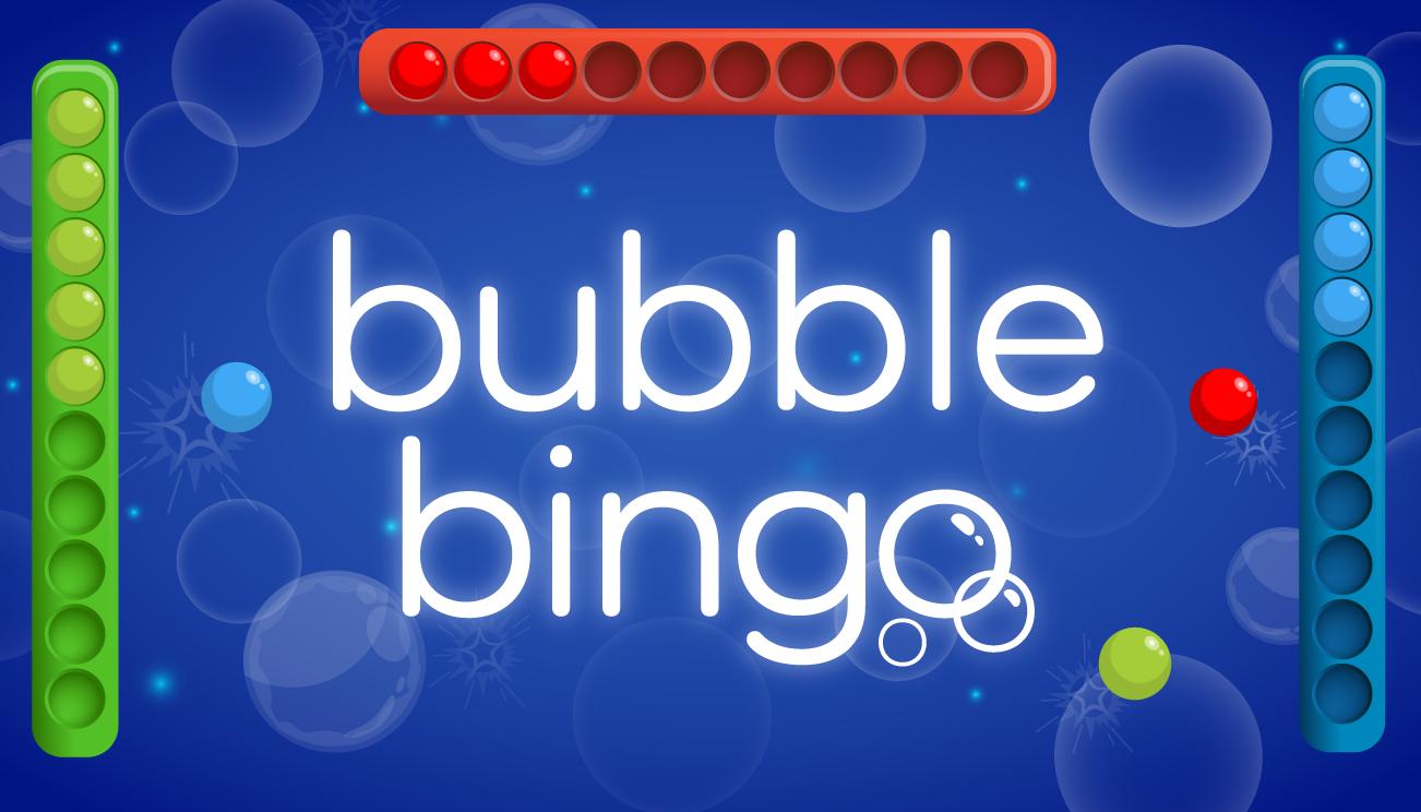 bubble bingo