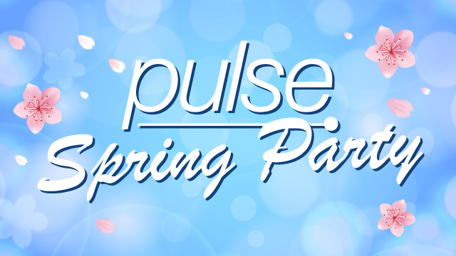 Pulse Spring Party