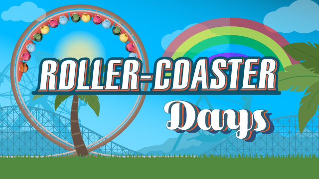 Roller-Coaster Days