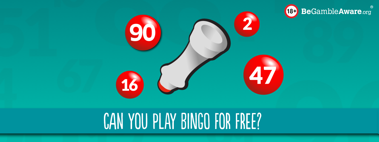 can you play bingo for free header