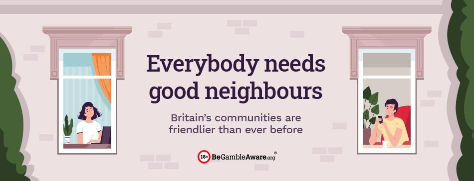 friendly community header